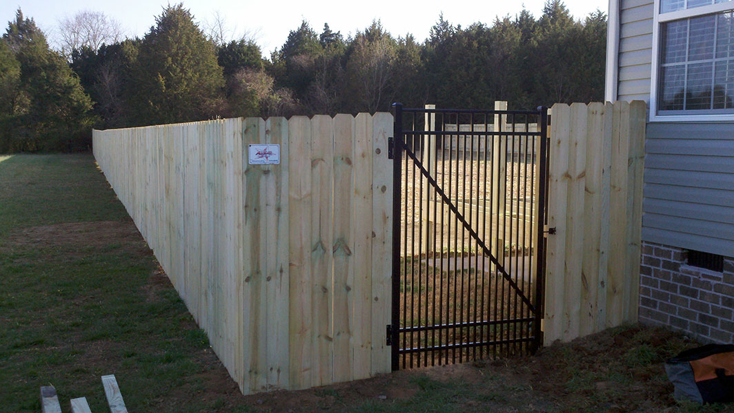 Privacy Fences Gallery Murfreesboro Lebanon Tn